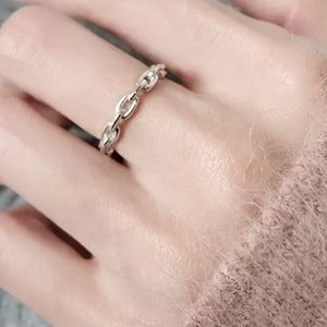 Jewelry - 925 Chainlink Ring